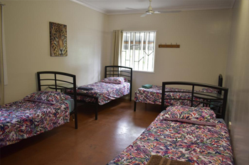 4 Bed Dormitory, Mixed <br>(no bunks)