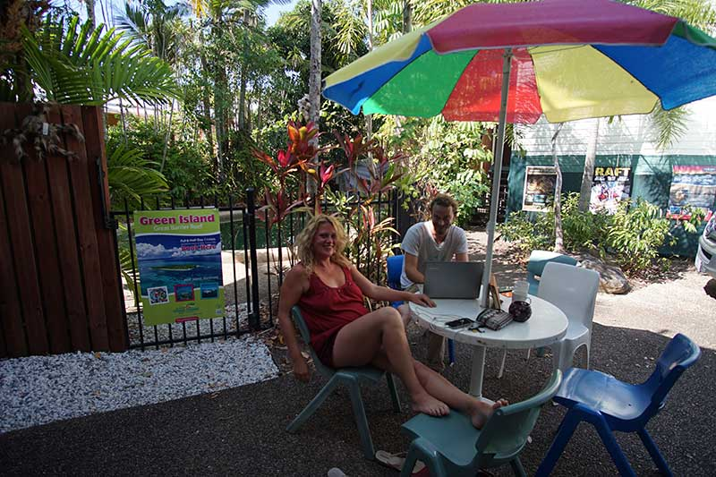 Gecko's Backpackers Cairns